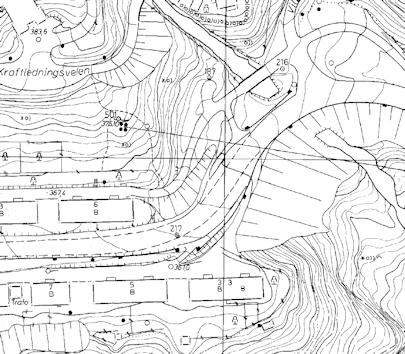 Tekniske kart 1985